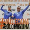 Juan Carcelén y Miriam Carcelén mejoran resultados en la San Silvestre Vallecana