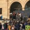 Multitud de niños despidieron el año en La Plaza de Arriba