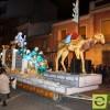 Los Reyes Magos pasearon por las calles de Jumilla