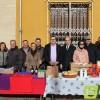 La Cofradía del Rollo celebra un desayuno solidario a beneficio de Cáritas