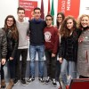 Alumnos del IES Arzobispo Lozano participan en la Olimpiada Matemática de la Universidad de Murcia