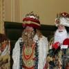 Los Reyes Magos reciben la Llave Mágica de la ciudad de manos de la Alcaldesa