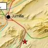 Jumilla sufre un terremoto de 2,8 grados de magnitud