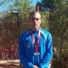 Cristóbal Guardiola se lleva una merecidísima medalla de plata en el Campeonato Regional Senior de 10.000 metros lisos tras una brillante carrera