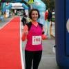 La corredora del Hinneni Trail Carmen María Domínguez estuvo presente en la XVIII Media Maratón de Orihuela