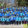 Presentación y foto oficial del Club Natación Jumilla