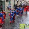 Desfile de Carnaval pasado por agua