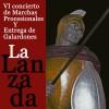 La Cofradía del Santo Costado celebrará este domingo el VI Concierto de marchas de Semana Santa y la II entrega de galardones 'La Lanzada'