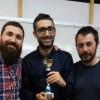 El ajedrecista del Club Ajedrez Coimbra José Joaquín Sánchez  arrasa en Cox