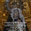 La Virgen de la Soledad celebrará el Solemne Triduo