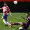 Reparto de puntos entre el FC Jumilla y el Granada B (1-1)