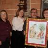 José González 'Chupé' recibe el reconocimiento de la Cofradía de La Samaritana y Cristo Humillado