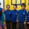 Magnífica actuación de los cinco miembros de la Escuela del Ajedrez Coimbra en el 'Open CEIP San José' de Lorca
