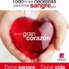 Segunda jornada de donación de sangre en la campaña de primavera