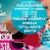 Domingo de actividades deportivas en la Piscina Cubierta y Paseo Lorenzo Guardiola