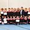 Una plata, dos bronces y un cuarto puesto es el bagaje de los taewkondistas del Club Jang en el Campeonato Interprovincial en Edad Escolar