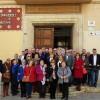 Antiguos alumnos del IES Arzobispo Lozano visitan el centro 50 años después