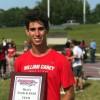Martín Ortiz saborea las mieles del éxito en Estados Unidos al proclamarse Campeón de la Conferencia de los Estados del Sur de Atletismo con la William Carey University