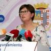 """Juana Guardiola: """"Recurrir a contratos para el mantenimiento de los jardines es absolutamente necesario"""""""
