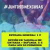 El F.C. Jumilla repite con la campaña 'Juntos sin excusas' con las entradas a 1 € para el próximo compromiso en casa frente a la R.B. Linense
