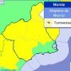 Aviso amarillo por riesgo de tormentas en el Altiplano