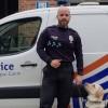 El Agente de la Policía Local Juan Antonio Fernández perfecciona en Bélgica el trabajo con la Unidad Canina