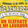 Los peques podrán disfrutar este domingo de una obra divertidisima ' Un elefante en mi lavadora'