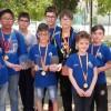 El Club Ajedrez Coimbra presente en el Tornero Inter-colegios de Archena, en el III Campeonato Regional de Blitz, en el II Torneo de Sauces y en el VI Torneo Infantil Sub-10 de Alicante