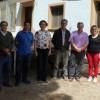 Concluye la primera fase de rehabilitación del antiguo colegio de la Fuente del Pino