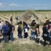 Cincuenta alumnos de la Universidad de Murcia visitan tres Cucos de Jumilla