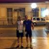 Miguel Ángel González y Miguel Ángel Sánchez del Hinneni Trail Running participaron en el Campeonato del Mundo de Trail en la modalidad CSP