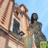 El Cristo Amarrado a la Columna ya está en Santa Ana