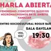 La Plataforma Feminista de Jumilla organiza este sábado una charla abierta mixta