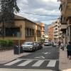 La pasada semana finalizaron las obras de la calle Fueros y esta terminarán las de Goya