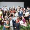 Los alumnos de ESO y Bachiller del IES Arzobispo Lozano se gradúan