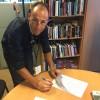 Antonio Toral firma con la editorial Planeta la creación de 'Grandes Puertos de España'