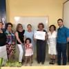 La Hermandad Virgen de la Soledad entrega a Cruz Roja los 1.200 euros recaudados en la paella solidaria