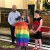 Jumilla apoyó el día del Orgullo LGTBI con la colocación de la bandera arcoiris en el Ayuntamiento
