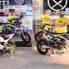El equipo Pintoret Supermotard Team del piloto jumillano Joseka se presenta ante su público