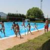 La nueva Piscina Olímpica acoge este verano cursos de natación con más de 500 participantes
