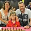 Carlos Molina y Alejandro Castellanos del Club Ajedrez Coimbra inmersos en competición