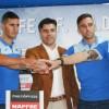 Sergi Guardiola ya ha sido presentado con el Getafe