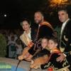 Multitudinaria inauguración de la Feria y de la Fuente del vino de Jumilla