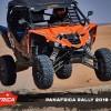 El jumillano Antonio Tárraga junto a Francisco Lobo del equipo Team Lobo8xtren Competición consiguen la tercera posición en el Panafrica Rally