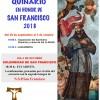 El Monasterio de Santa Ana celebra el Quinario en Honor a San Francisco