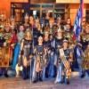 Fin de semana intenso de la Asociación de Moros y Cristianos D. Pedro I en las fiestas de Molina de Segura