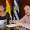 Firmado convenio de colaboración entre Ayuntamiento y Aspajunide
