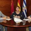 Ayuntamiento y AMFIJU firman un convenio de colaboración por 20.000 euros