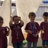 Magnífica actuación de los cinco miembros del Club Ajedrez Coimbra en el 'Torneo Juegos Deportivos del Guadalentín' de Lorca