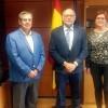 La alcaldesa obtiene el compromiso del Gobierno de España de facilitar el acceso a la A-33 desde la carretera del Carche